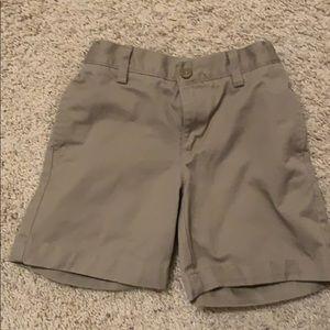 Tan shorts for kids